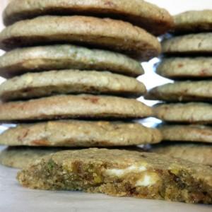 Cookies Pistache Matcha - 1